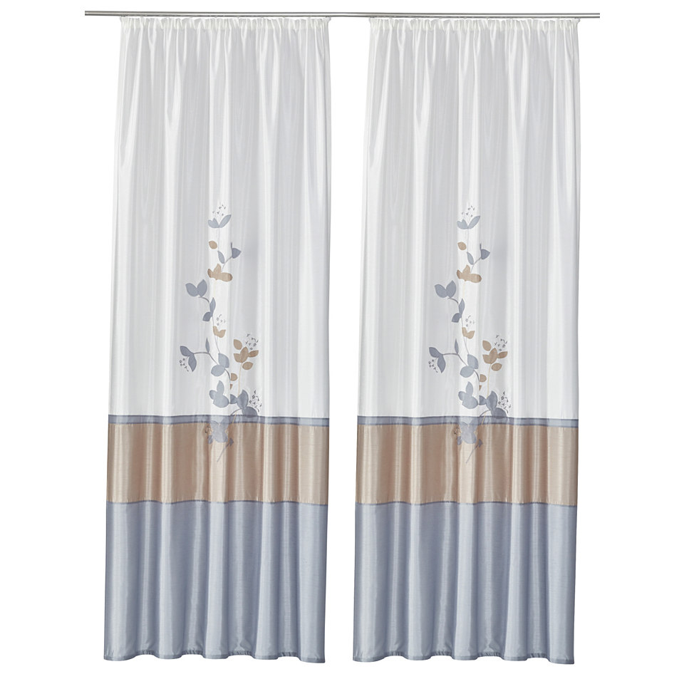 Vorhang, my home, �Markim� (2 St�ck)