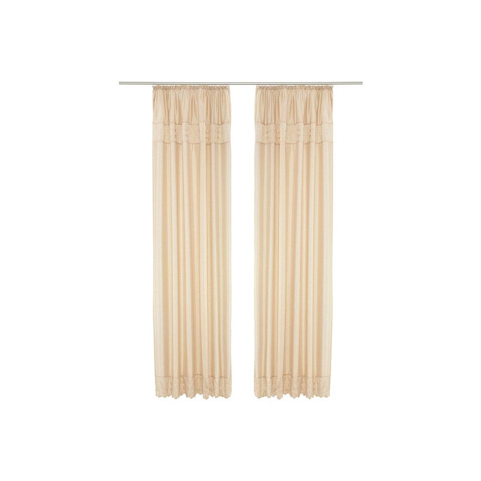 Vorhang, my home, »Milia« (1 Stück)