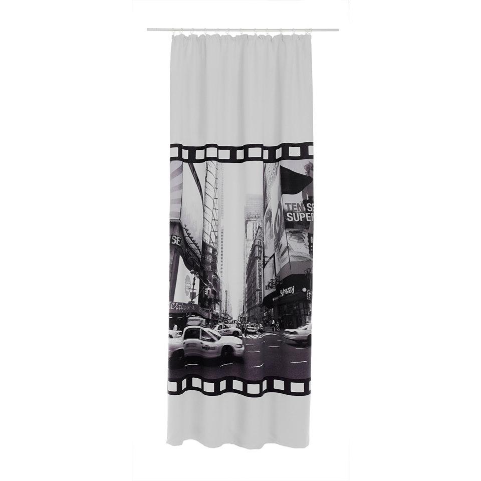 Vorhang, my home, »New York« (1 Stück)