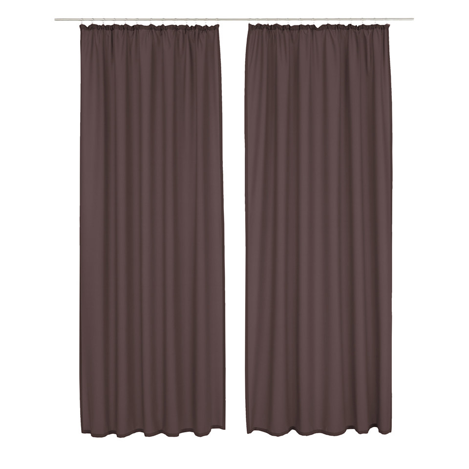 Vorhang, my home, »Ravenna« (2 Stück)