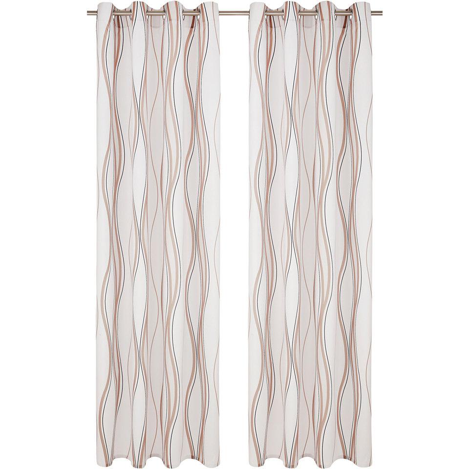Vorhang, my home, »Yuma« (2 Stück)