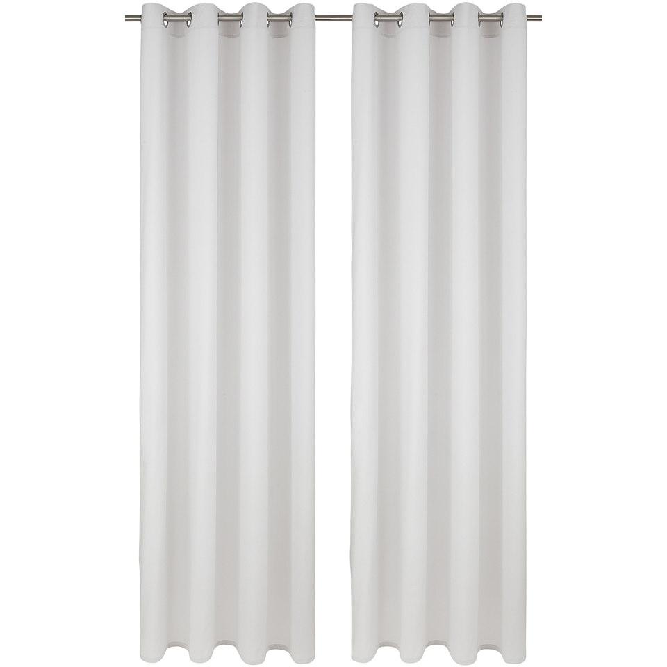 Vorhang, my home, »Yuma Uni« (2 Stück)