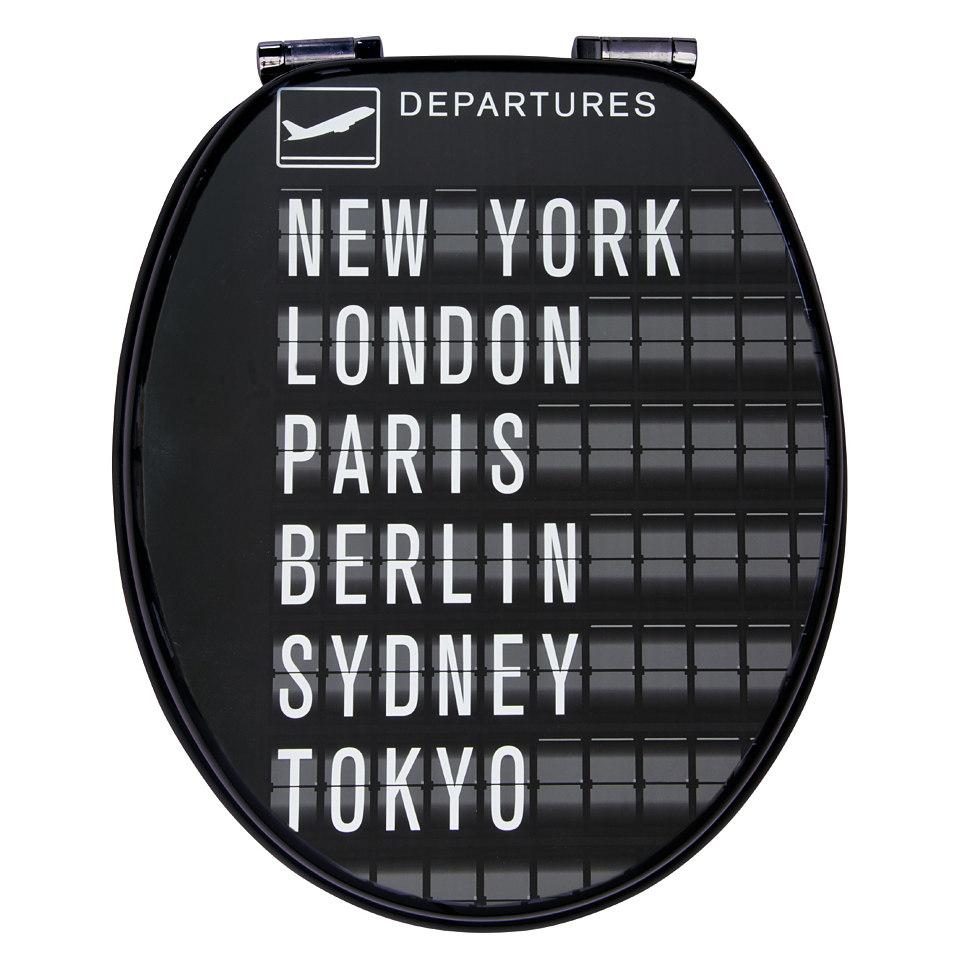 WC-Sitz »Departures«