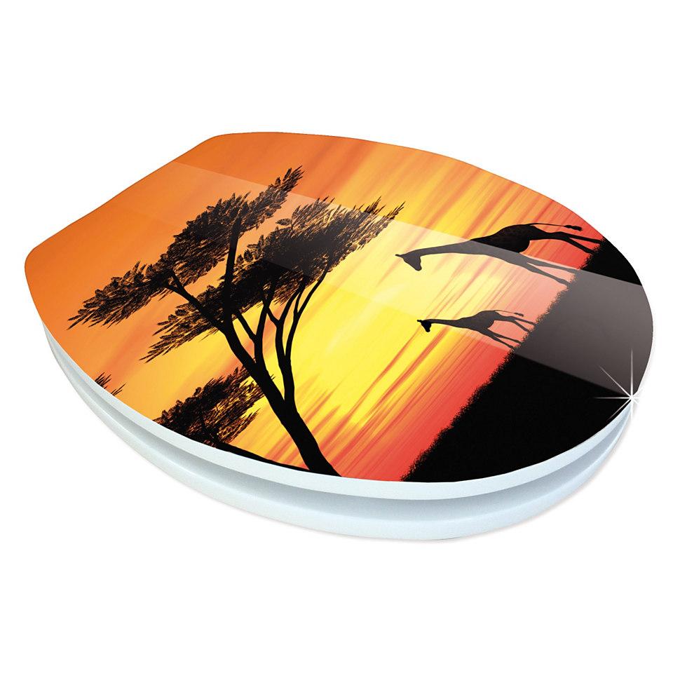 WC-Sitz »Kenyan Sunset«