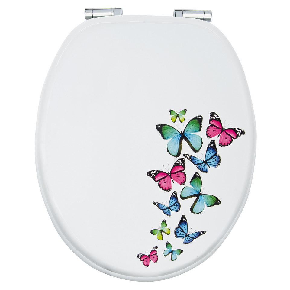 WC-Sitz �Schmetterling�