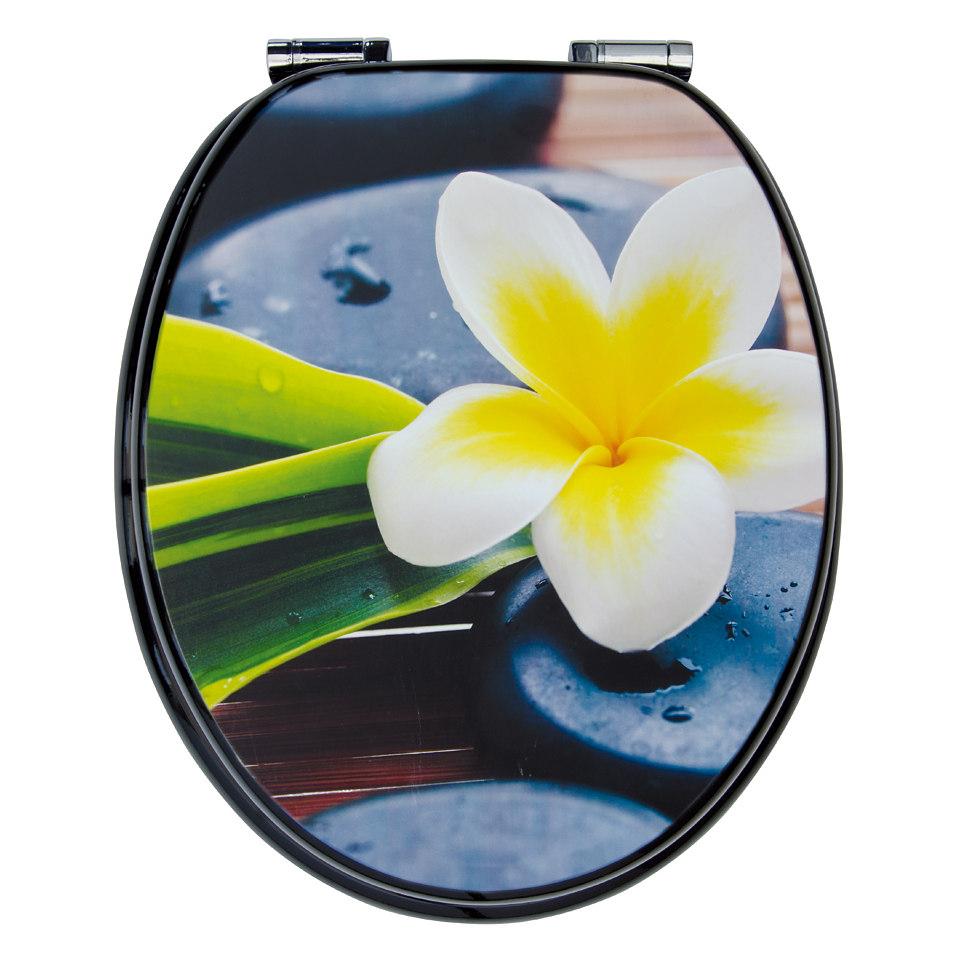 WC-Sitz »Spa Flower«