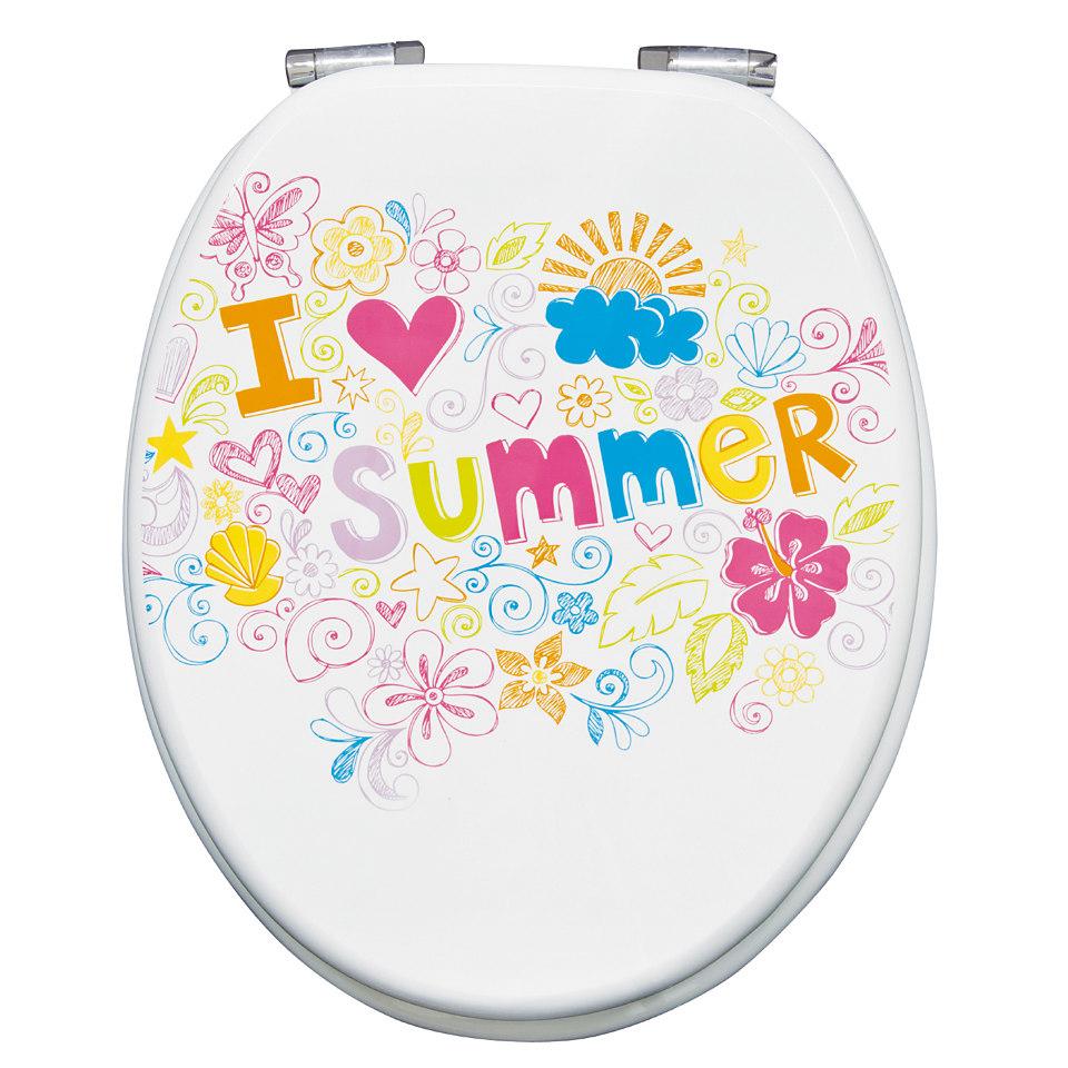 WC-Sitz »Summerlove«