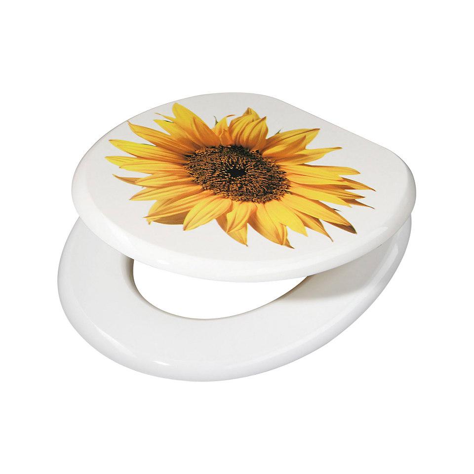 WC-Sitz �Sunflower�