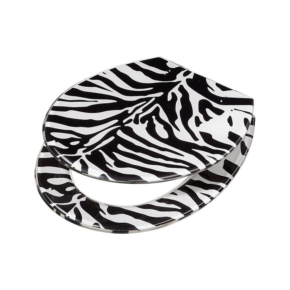 WC-Sitz �Zebra�