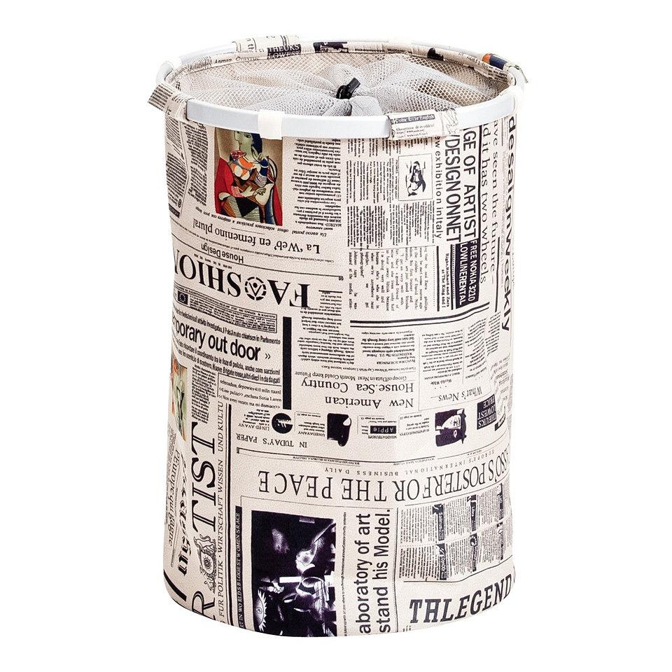 W�schesammler �Newspaper�
