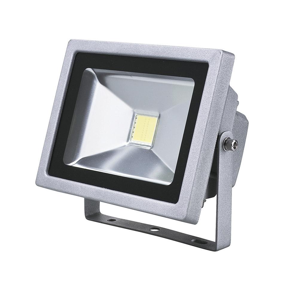 Wand- und Stativstrahler 20 W mit LED-Chip