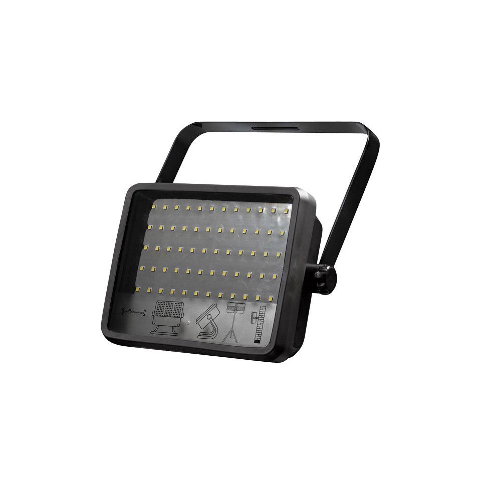 Wand- und Stativstrahler 40 W mit 80 LEDs