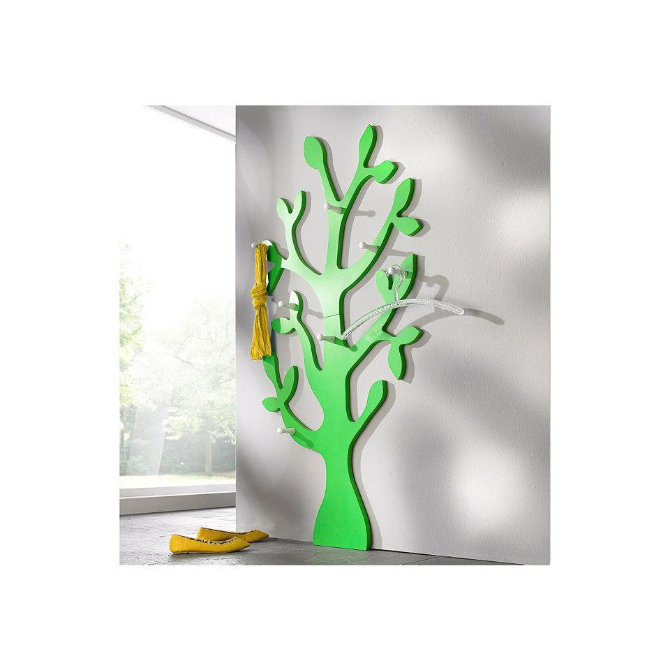 Wandgarderobe �Baum�