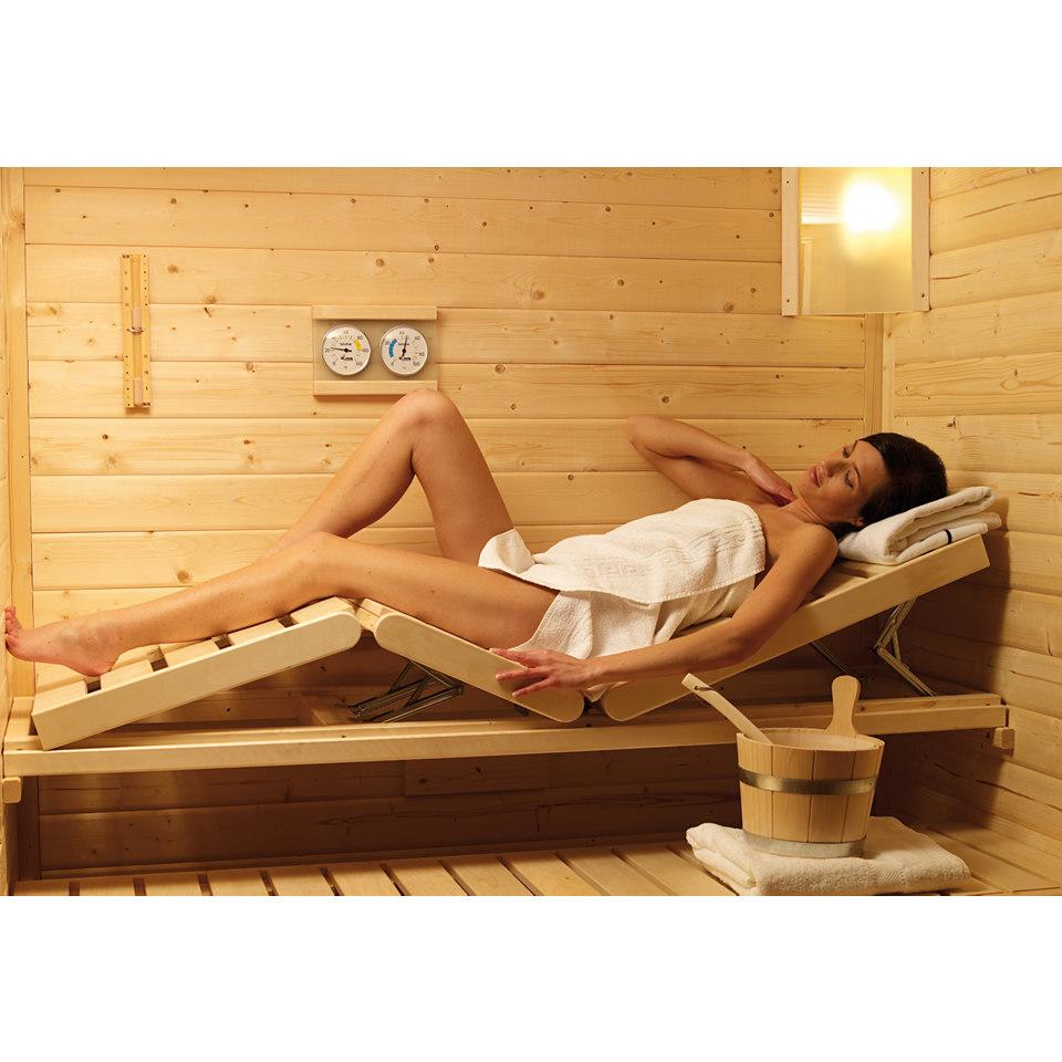 Как сделать лежак для бани своими руками