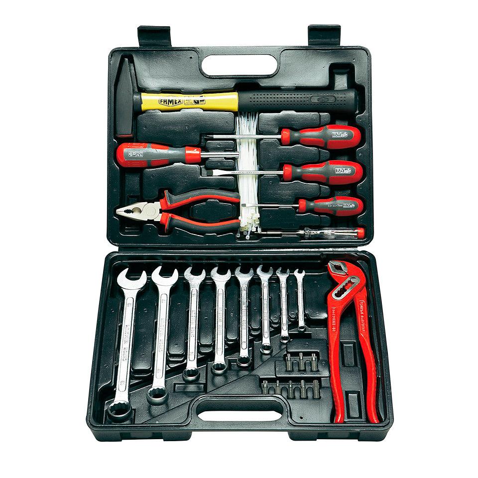 Werkzeugkoffer (59-tlg.)