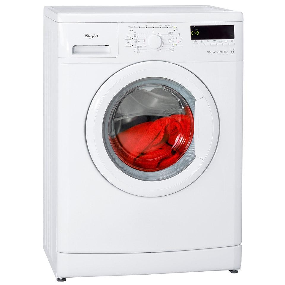 Whirlpool Waschmaschine AWS 6126, A++, 6 kg, 1200 U/Min