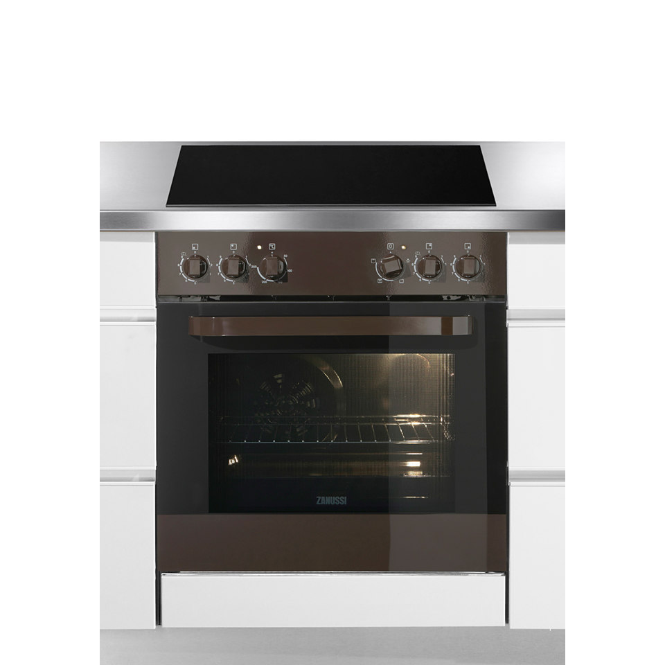 Zanussi Herd-Set HEC 1200 X, A, in 3 Farben