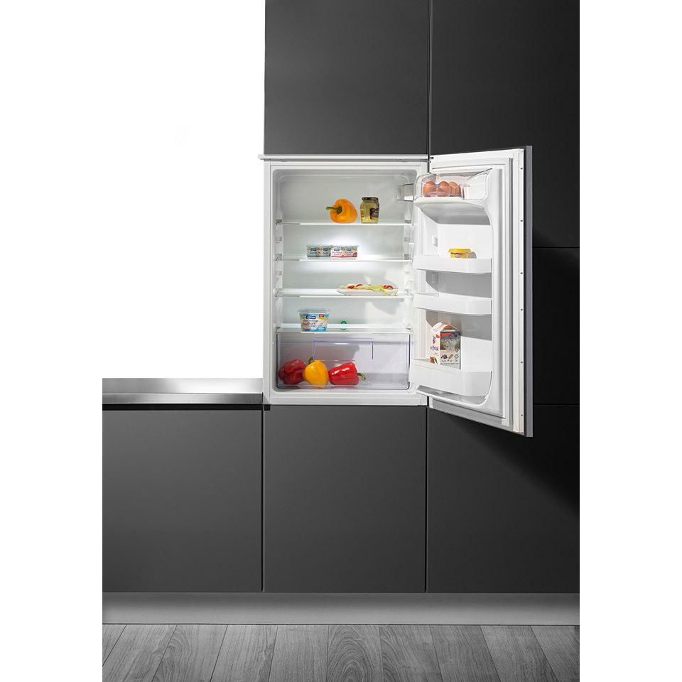 Zanussi dekorfähiger Einbaukühlschrank ZBA15040WA, A++, 87,3 cm hoch