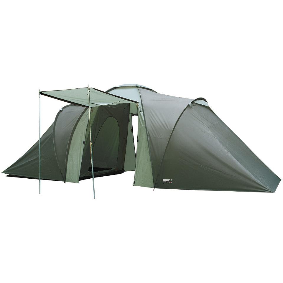 Zelt »COMO 6« Klarsichtfenster